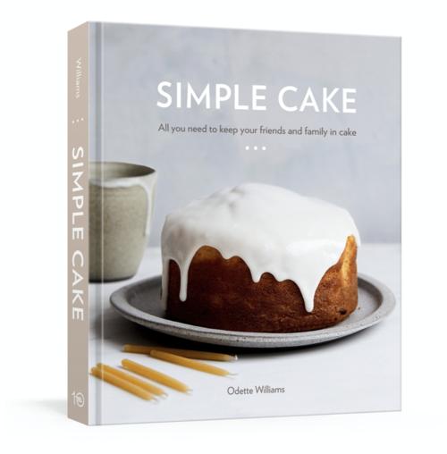 Simple Cake Cookbook