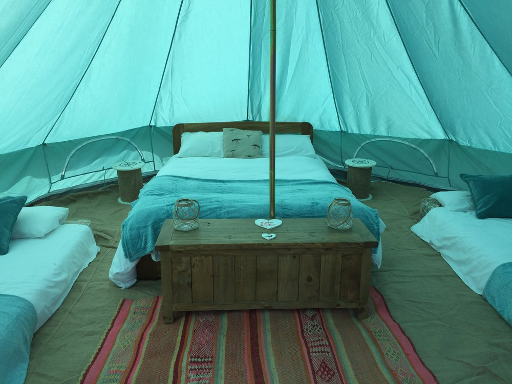 The Bell Tents