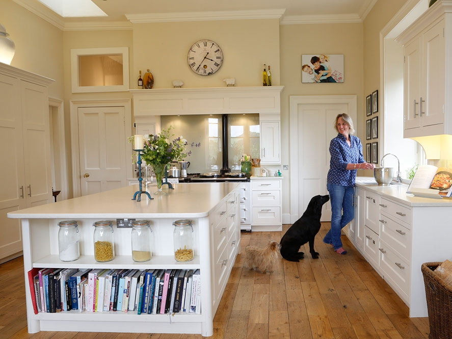 Mansion House Bespoke Kitchen -