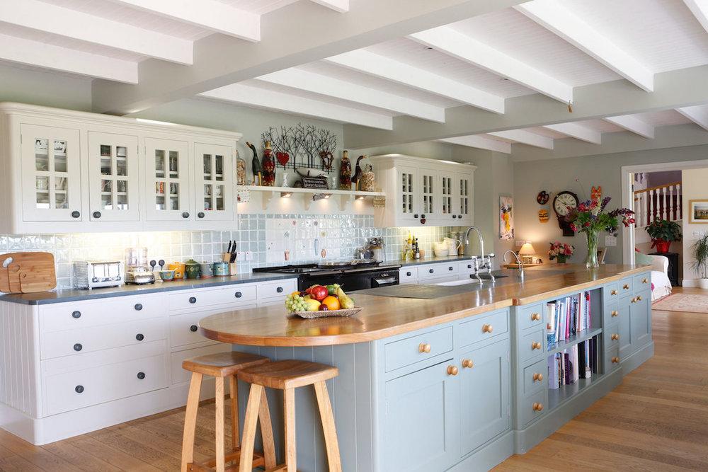 Family bespoke kitchen