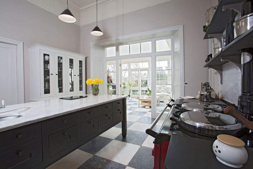 Copy of Beautiful bespoke contemporary kitchen
