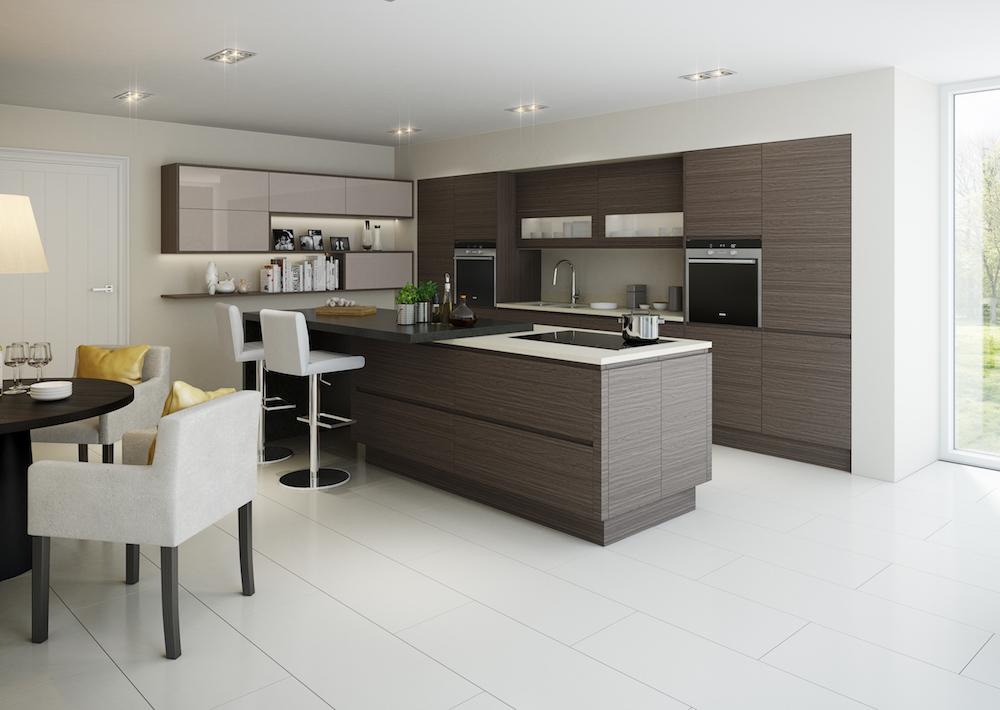 Stunning Budget Fitted Kitchen