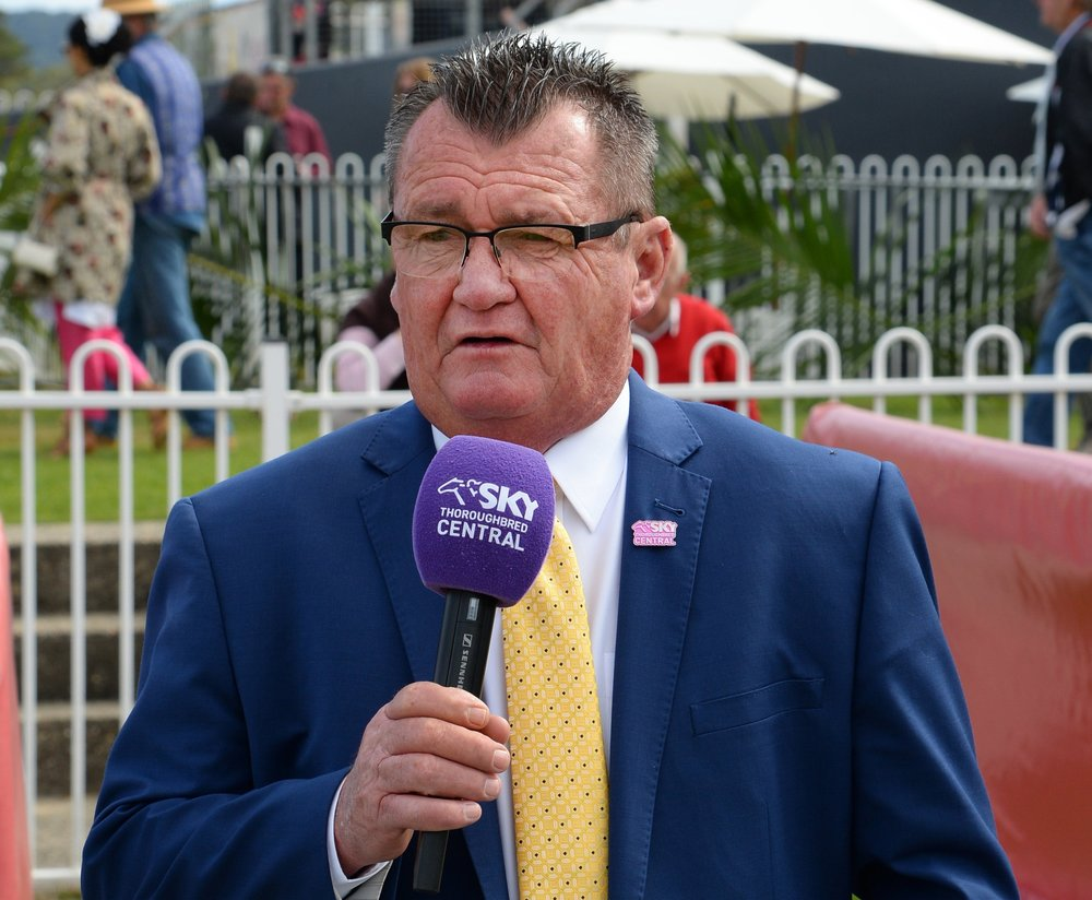 Gary at work on Coffs Harbour Cup Day 2018