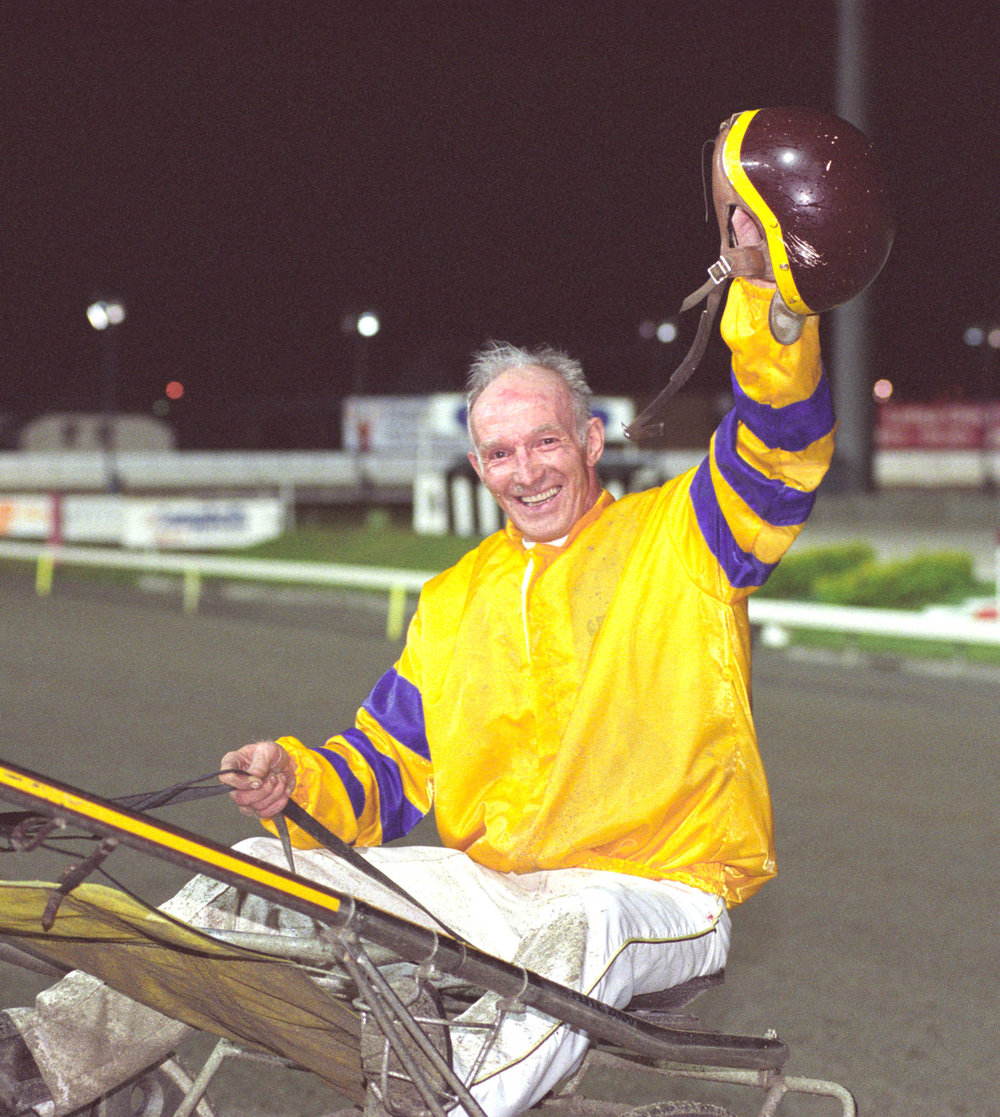 Image courtesy National Trotguide - Harry after Queensland pacing Championship 2003