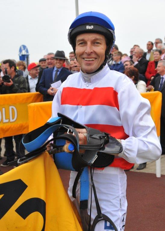 Image courtesy Trackside Photography - Peter after yet another win on the NSW north coast.