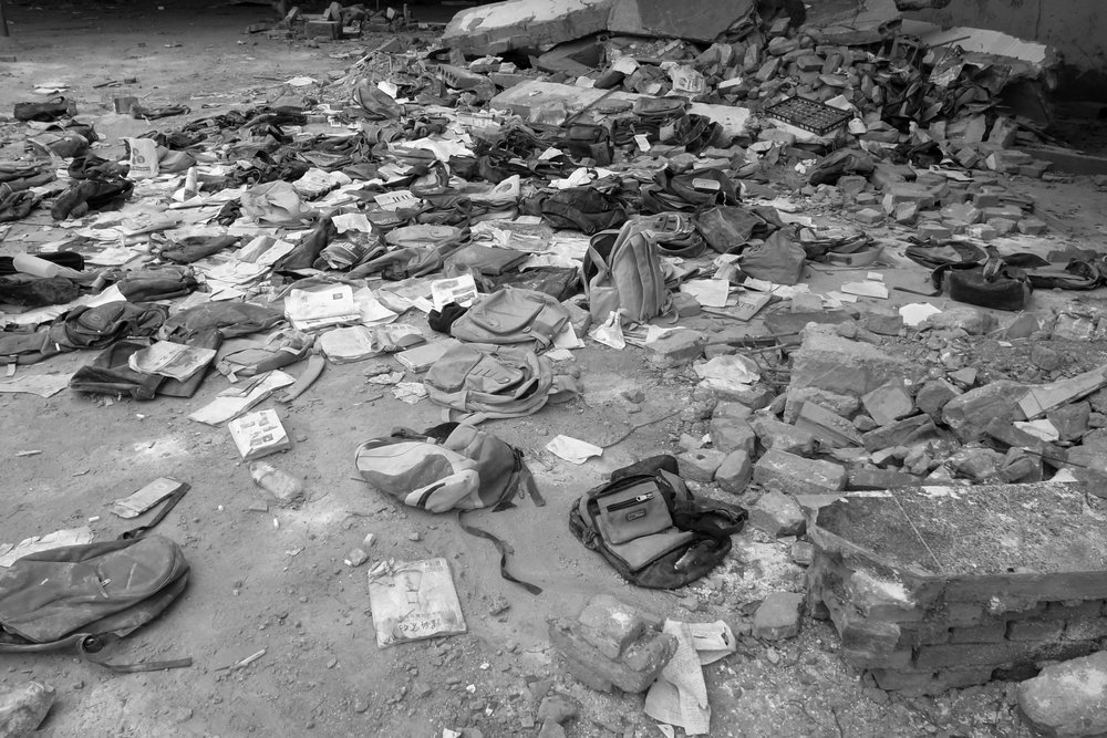 Sichuan Earthquake Photographs, 2008
