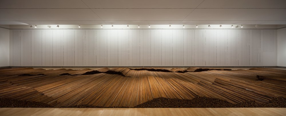 Straight, 2008-2012 (Installation view at the Brooklyn Museum, New York, 2014)_1.jpg