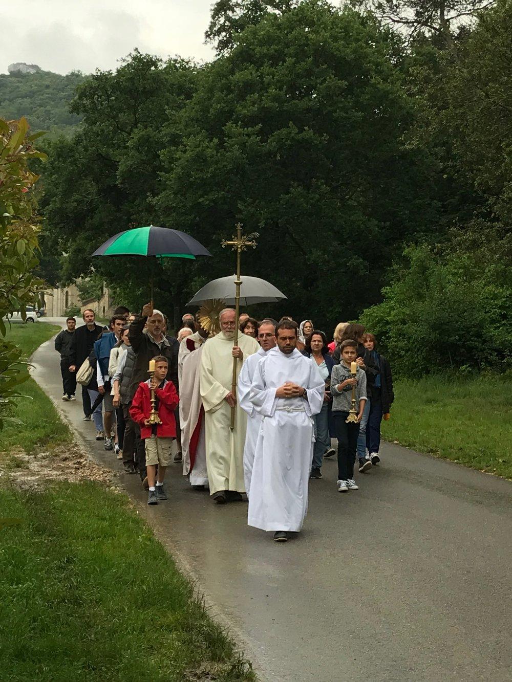 le Pèlerinage de Saint Gens