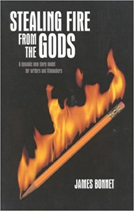 Stealing fire from Gods - Vuoi sapere come raccontare e scrivere una storia? Allora questo libro fa per te.
