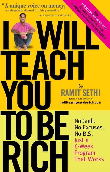 I will teach you to be rich  - Non tenere mai i tuoi soldi in un solo conto corrente.Crea un sistema automatico per la gestione del tuo capitale.