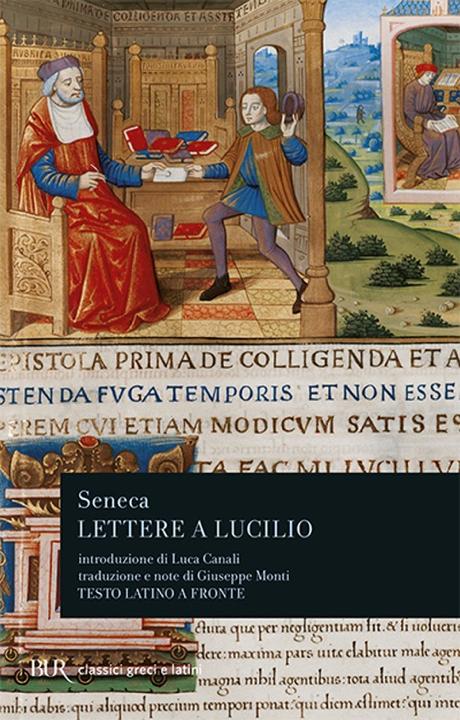 Lettere a Lucilio - Un libro di filosofia su come vivere una vita felice, con tutti I requisiti necessari per diventare una persona istruita.