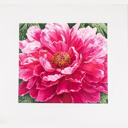 ELENA M. BRAUN (JO EL), (20TH CENTURY) - FLORAL STILL LIFE   Elena M. Braun (Jo El), (20th Century) - Floral Still Life,   Estimate: $200 - $400