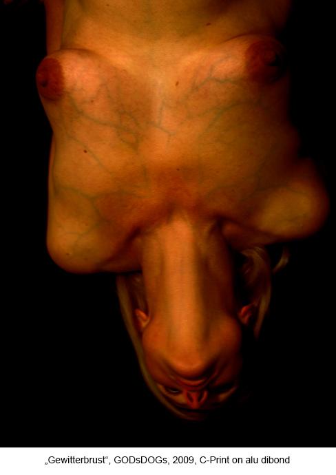 GODsDOGs Gewitterbrust (2009) Edition 3, Fotografie 42 x 55.6 cm