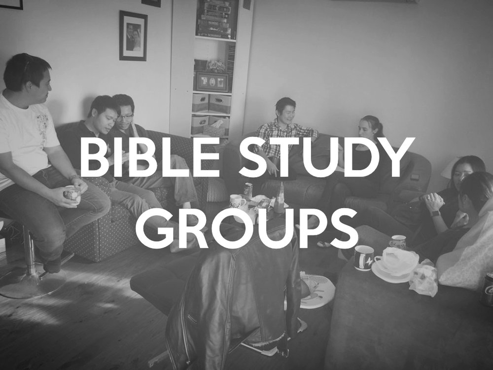 Every 2nd Sunday our Bible Study joins from 9:30-10:30am. It's a time for people to get to know each other and see what God has to say from the Bible.
