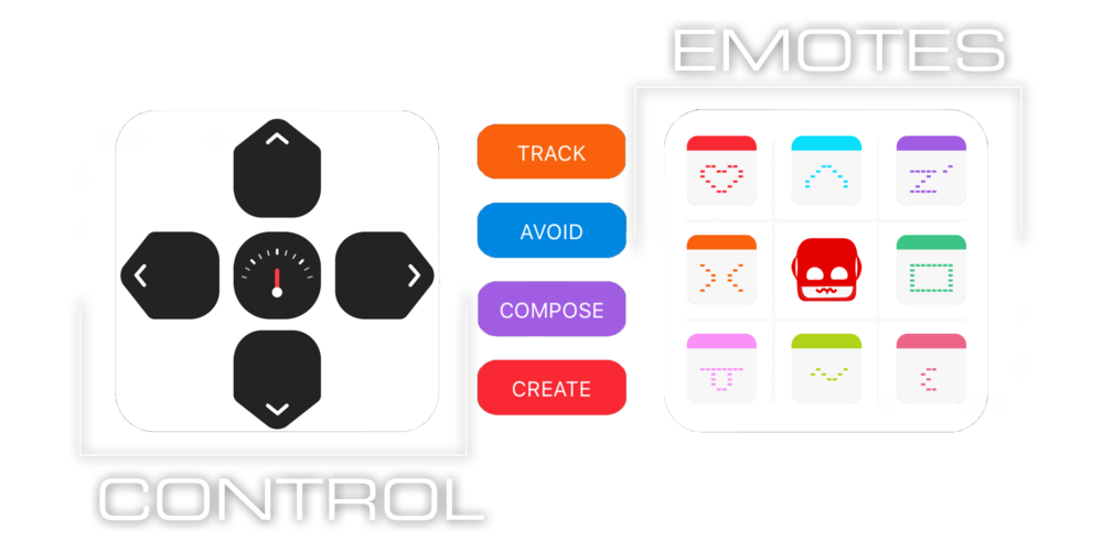 CONTROL DJ-BOT - Use the APP to Move DJ-BOT Anywhere you like!