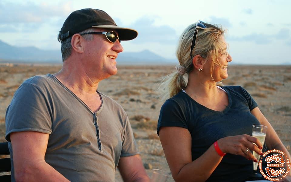 GoGo Excursions - Champagne Sunset Tour to El Cotillo, Fuerteventura