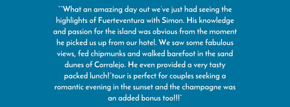 GoGo Canarias - review of Fuerteventura tours