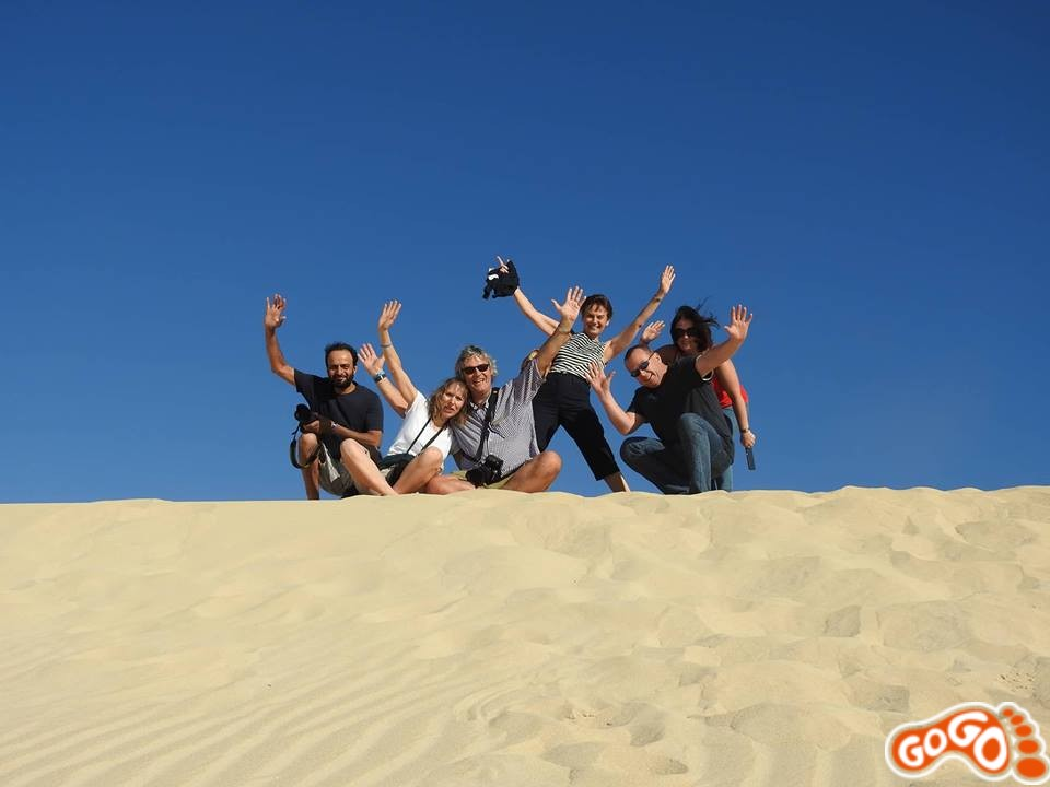 GoGo Excursions - minibus tours and excursions of Fuerteventura, Canary Islands!
