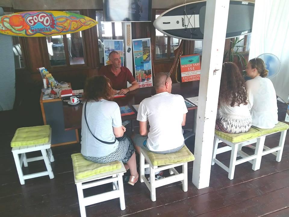 La Ballena Excursion Centre Corralejo, Fuerteventura