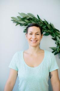 Yoga Instructor Shelley Gordon