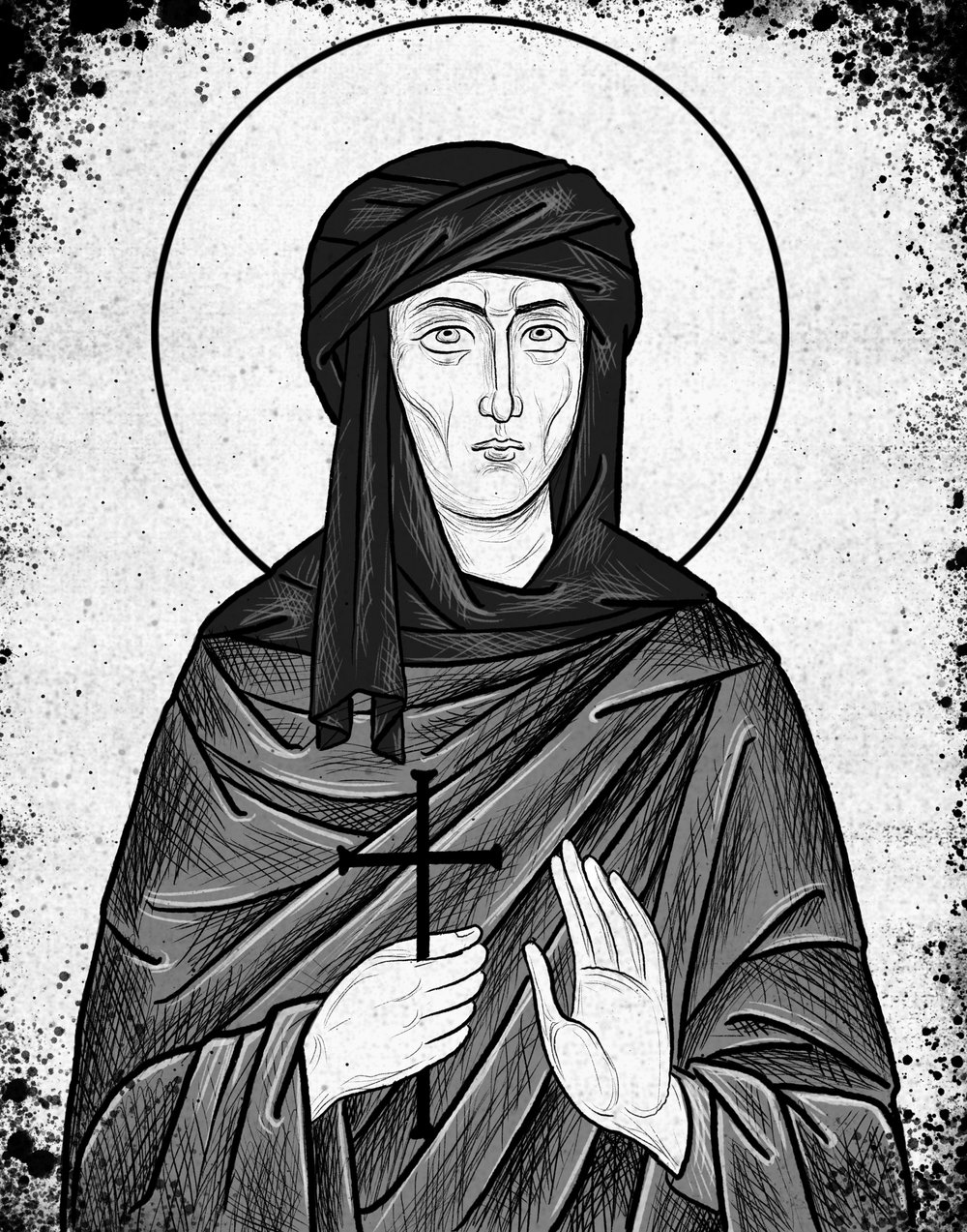 St. Syncletica the Egyptian desert mother