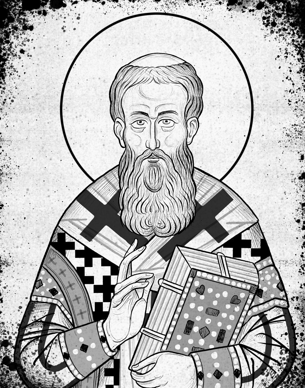 St. Gregory Palamas, prominent theologian and bishop