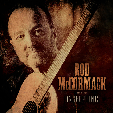Coming Soon: Rod McCormack's first solo album