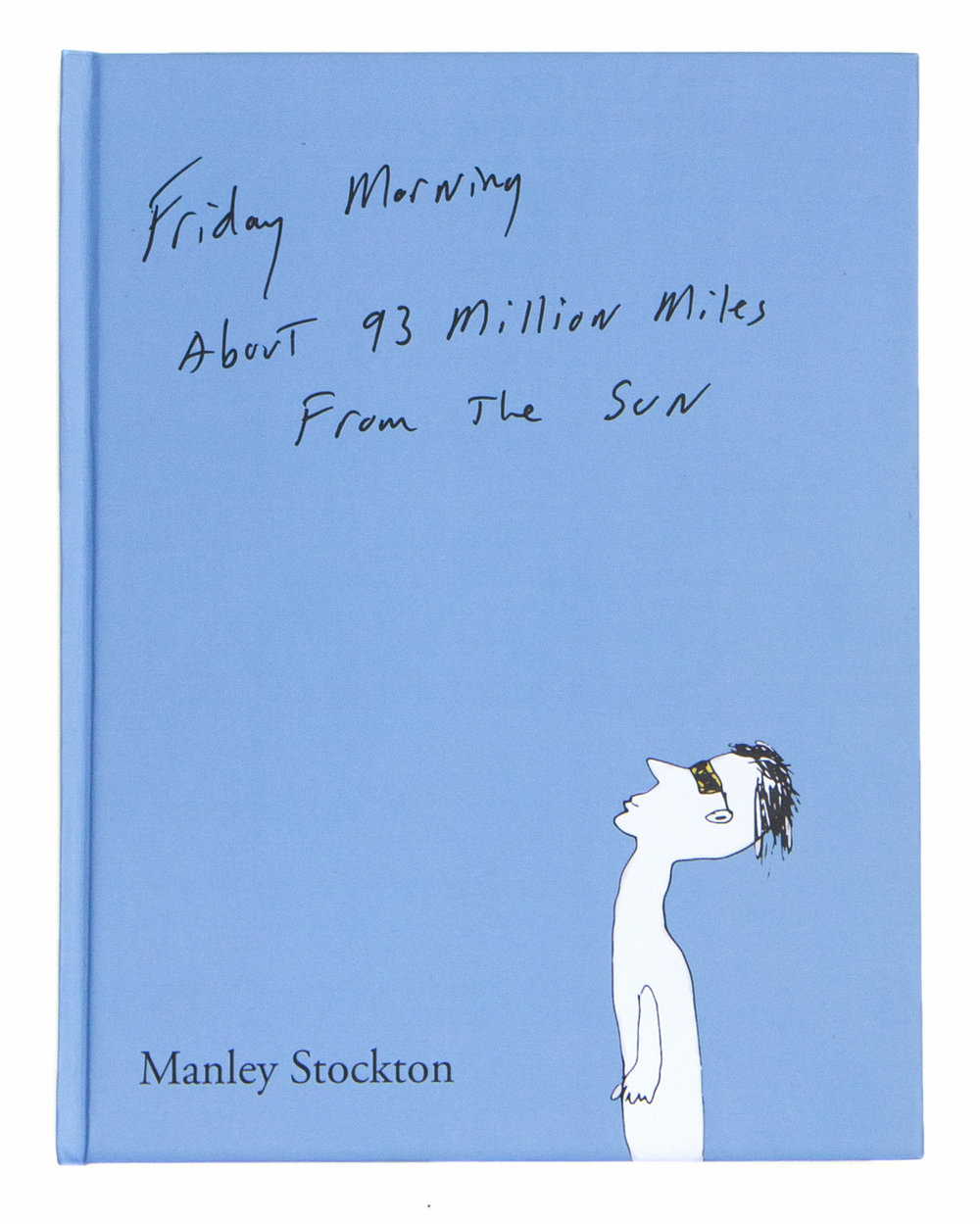 friday morning about 93 million miles from the sun elizabeth stockton