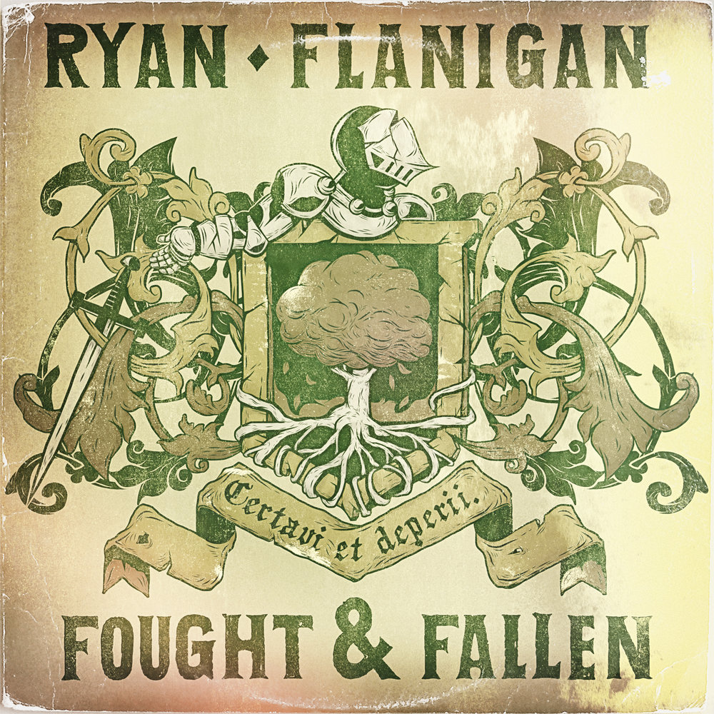 Fought & Fallen by Ryan Flanigan
