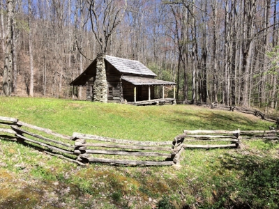 Little Cataloochee Trail  is a 10.5 mile moderately trafficked out and back trail located near Waynesville, North Carolina that features beautiful wild flowers and is good for all skill levels. Photo Credit:  Jacob Sechrest .