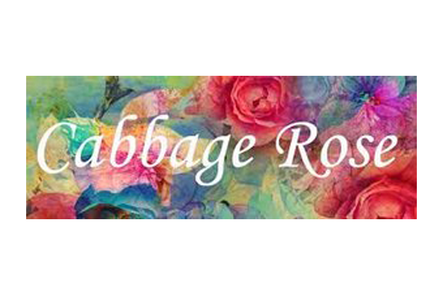 Cabbage Rose is 10,000 square feet of nothing you need....but want!