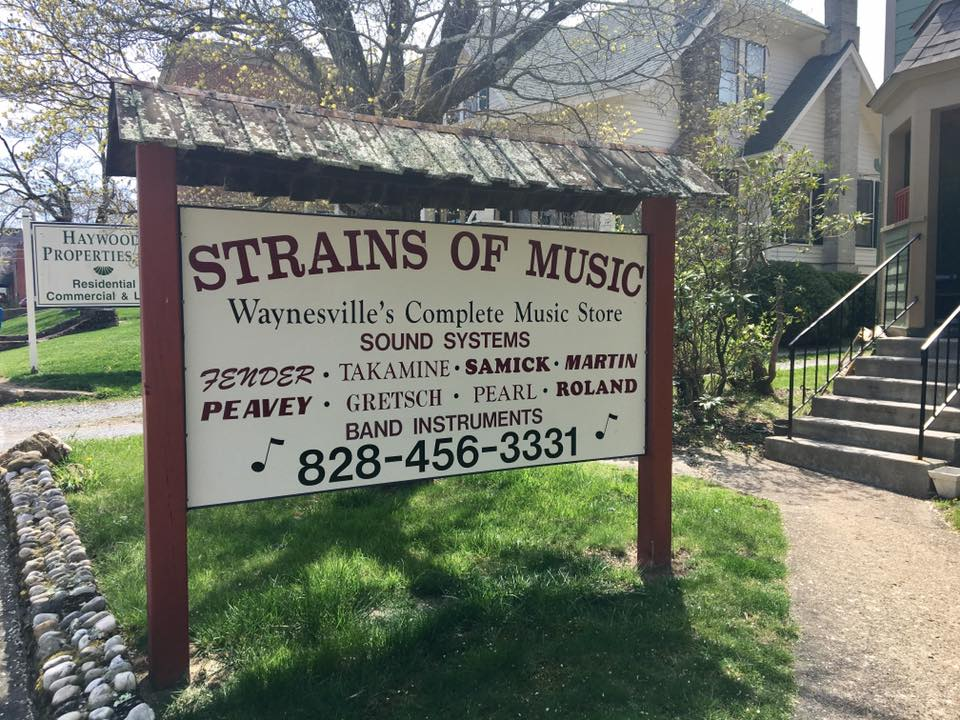 Strains of Music is a full service music store providing everything from new and used instruments, rentals, consignment items, sheet music to instrument repair, music instruction and sound system installation.