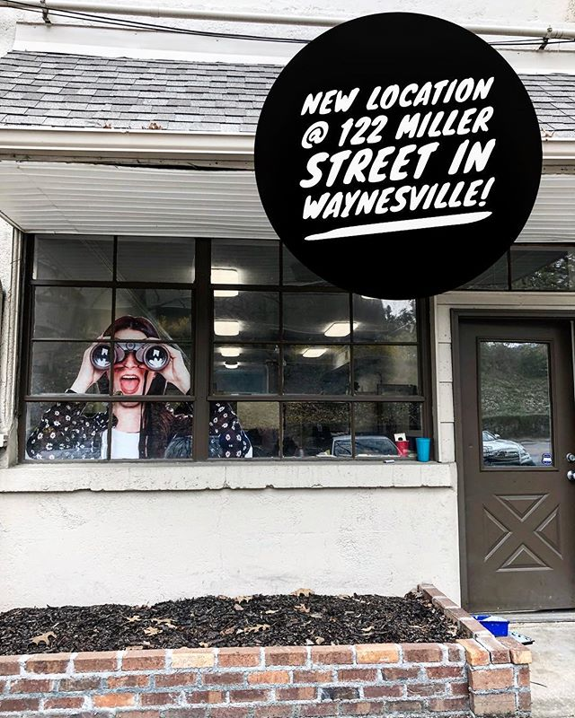 And we have officially relocated to our new location! Stop in and visit our new home!📍🤗 • • • #wearehaywood #dailyhaywood #lifeinthesmokies #localsof828 #haywoodcounty #haynow #hayco #supportlocalbusiness #yourconnectiontoourarea #augmentedreality #engagedandenergized #828isgreat #themoreyouknow #discoverthis #discoverthat #discoverhaywood