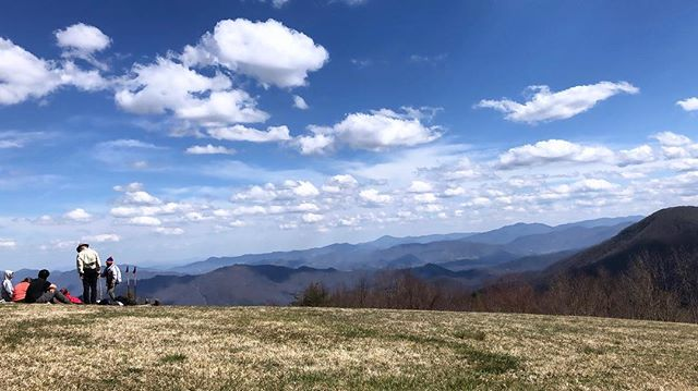 On this Earth Day, we are celebrating this view from our little corner of the earth 🤗 What's your favorite place on earth to visit? • • • #wearehaywood #dailyhaywood #lifeinthesmokies #localsof828 #haywoodcounty #haynow #hayco #supportlocalbusiness #yourconnectiontoourarea #augmentedreality #engagedandenergized #828isgreat #themoreyouknow #discoverthis #discoverthat #discoverhaywood