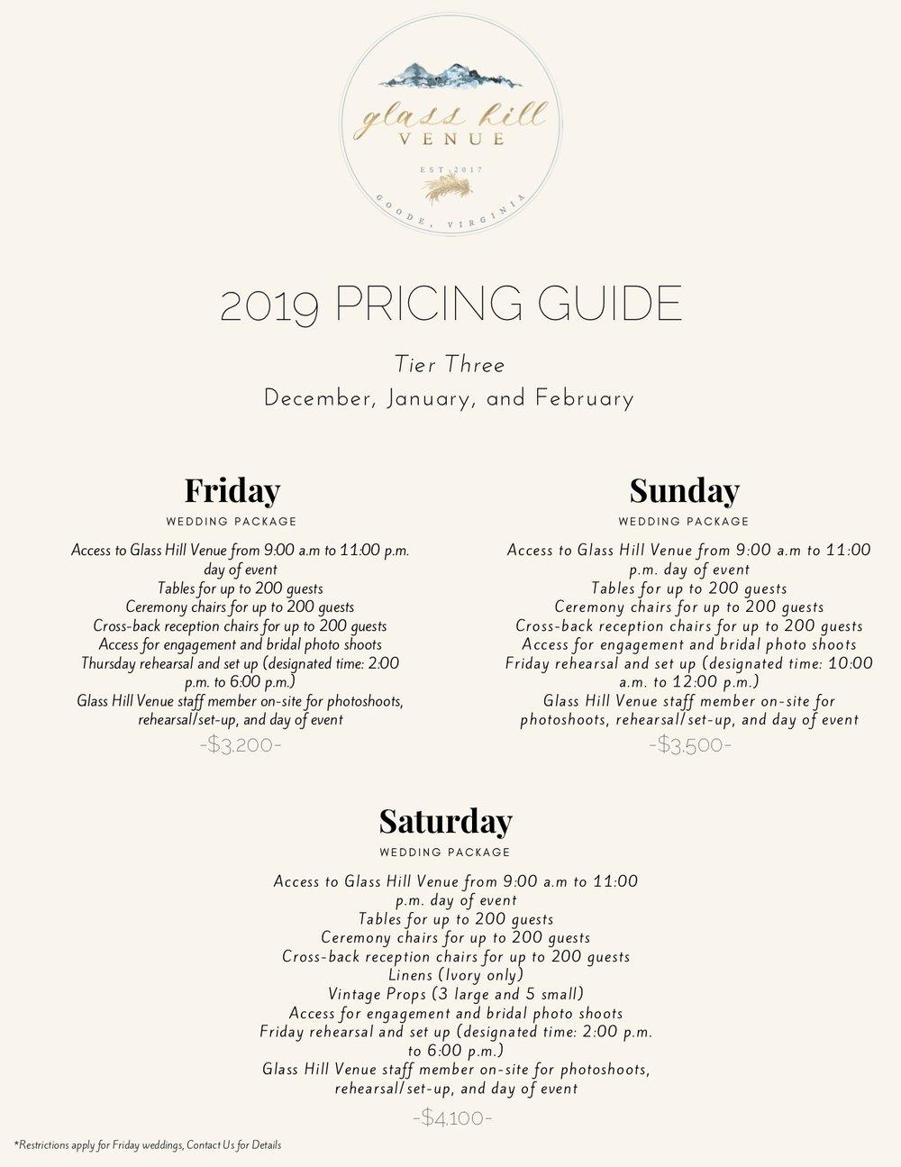 Glass Hill Venue 2019 Price Guide 2.jpg