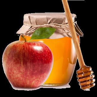 We've got your apples & honey. -
