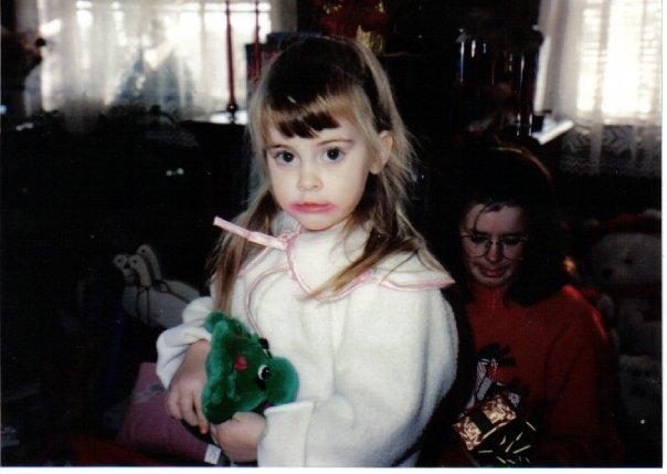 Classic Kool-Aid Stain Amy Beth, Circa 1994
