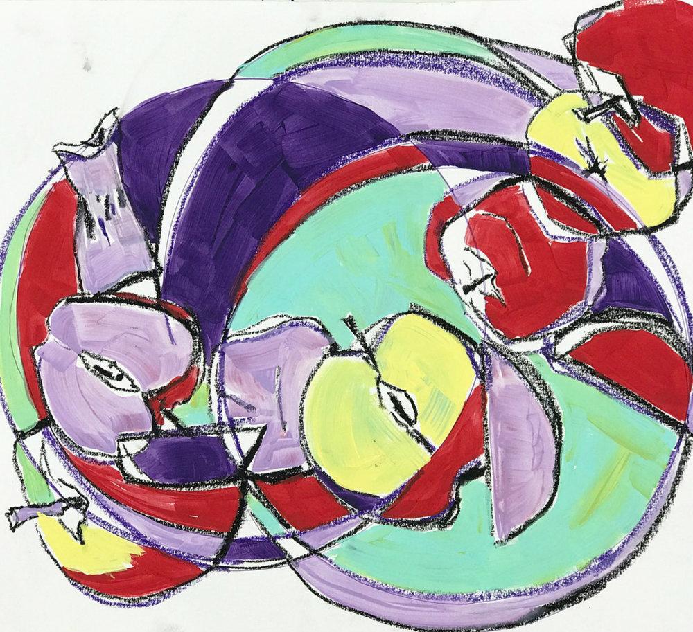 cubism-apples-art-project.JPG