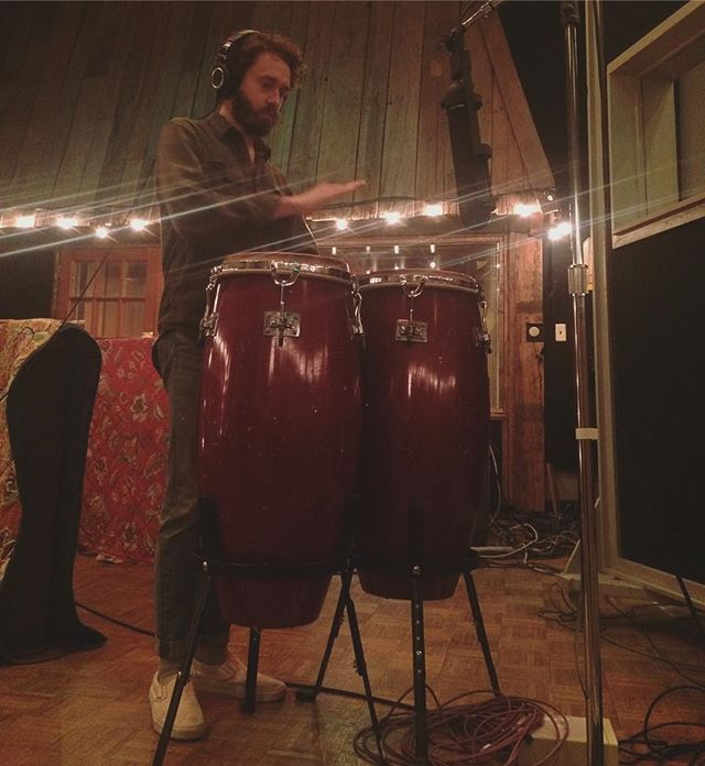 If you were unhappy at our lack of #congas on our previous records, this next one probably won't be any different. #wehaveitifwewantit