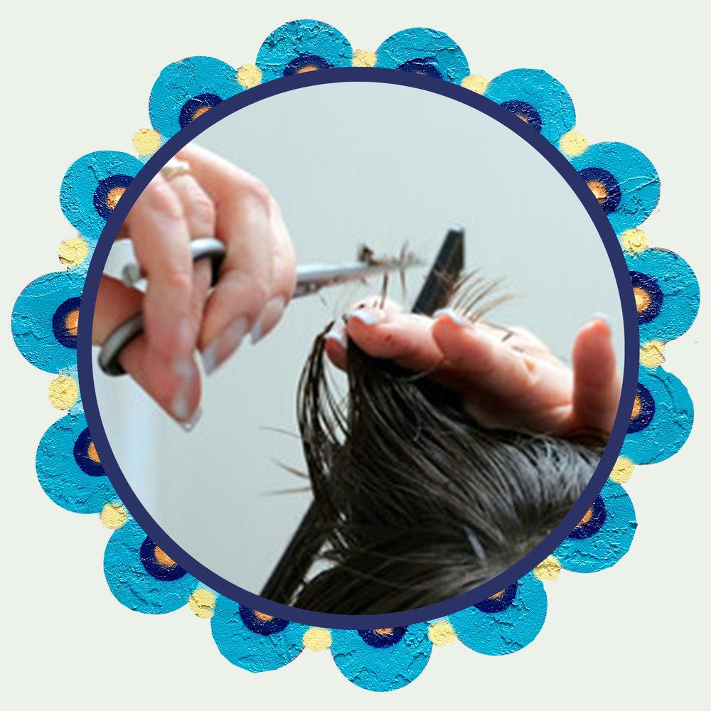 Cut & Style Services - Women's Cut—$45+Men's Cut—$25+Child's Cut—$18+Shampoo & Style—$25+