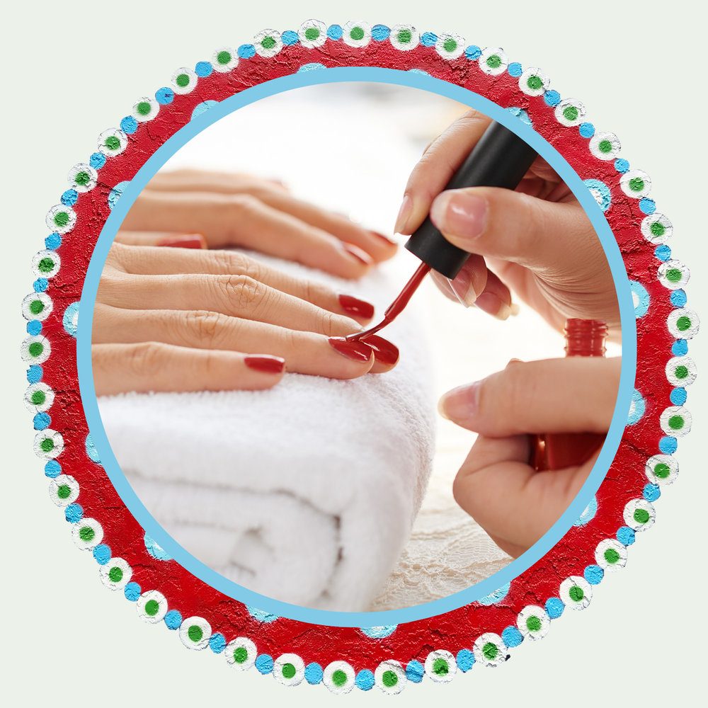 Nail Services - Basic Manicure—$22 Luxe Manicure—$40 Gel Manicure—$30 Basic Pedicure—$33 Luxe Pedicure—$50Gel Pedicure—$40