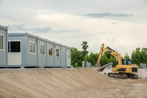 Portable Buildings - Steel Buildings, Storage Trailers and Utility Trailer.