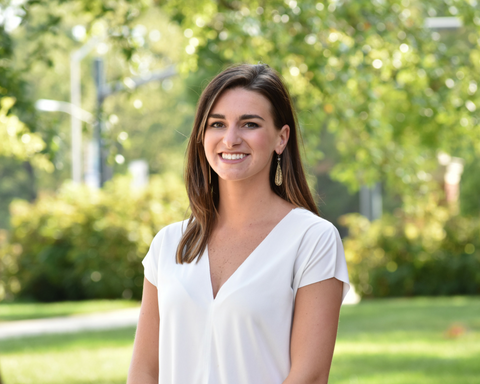 ali hackman - Rushed sorority while joining PSE as a Graphic Design major
