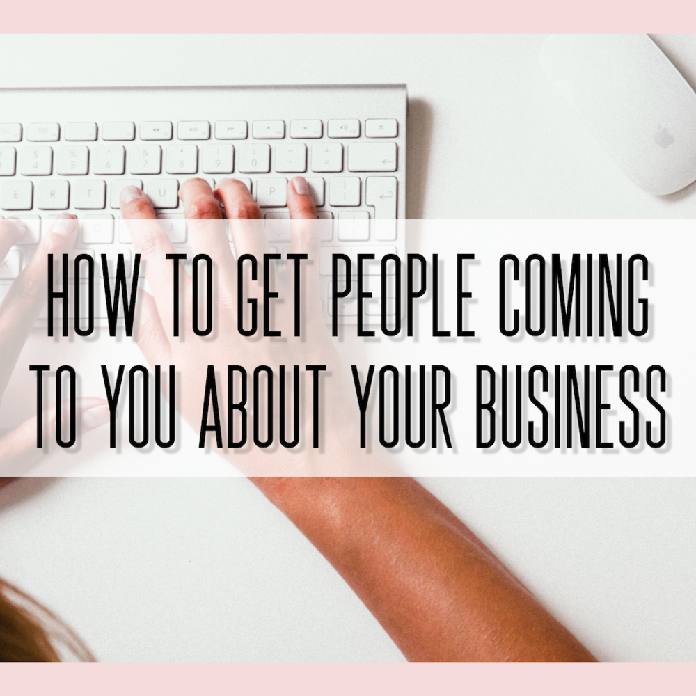 More Free Training On The Blog