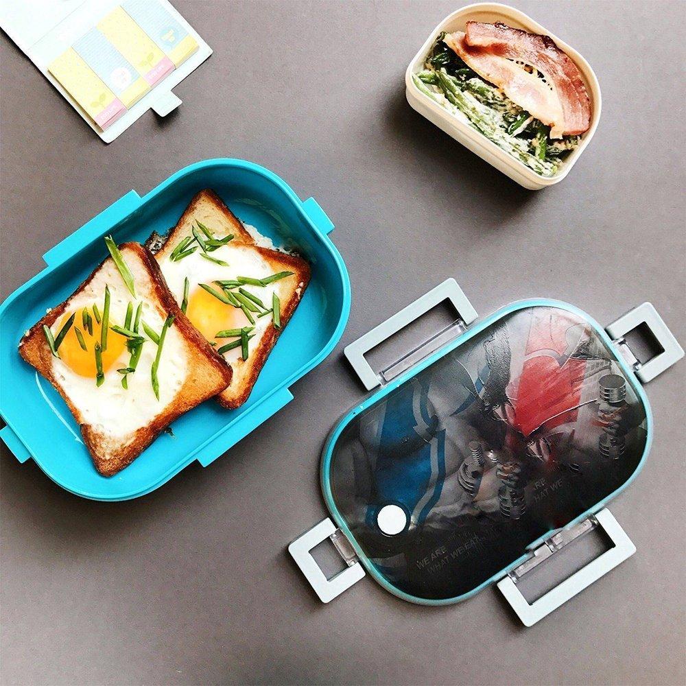 4.Συσκευάστε το γεύμα σας σε επαναχρησιμοποιούμενα δοχεία -