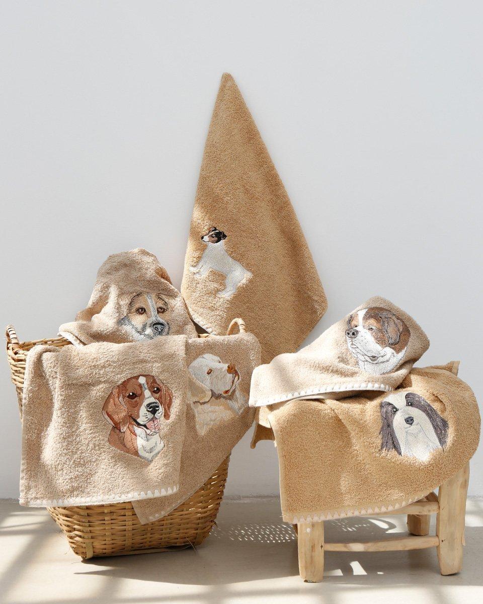 Σκυλοπετσέτες η νέα μανία για το κατοικίδιο μας