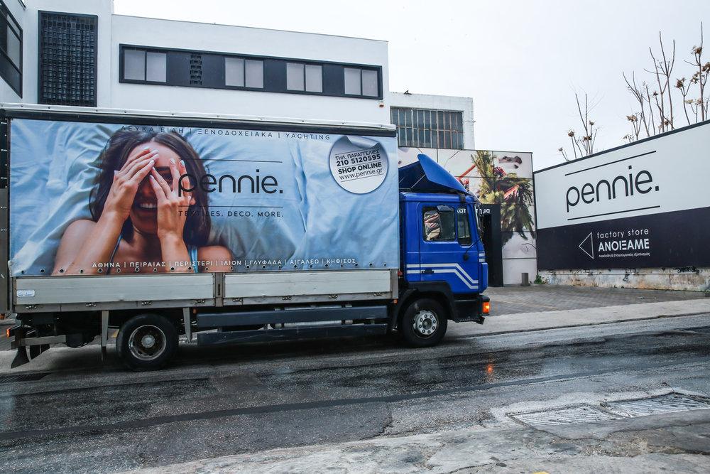 Αυτό είναι το Νέο Φορτηγό των Pennie