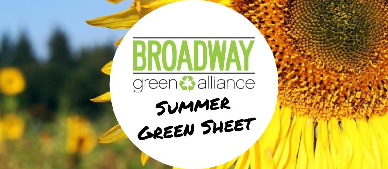 Summer 2009 Green Sheet (Issue 4)
