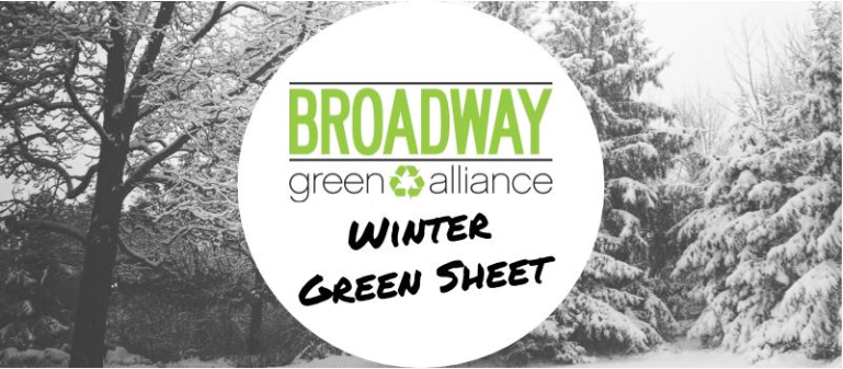 Winter 2010 Green Sheet (Issue 6)