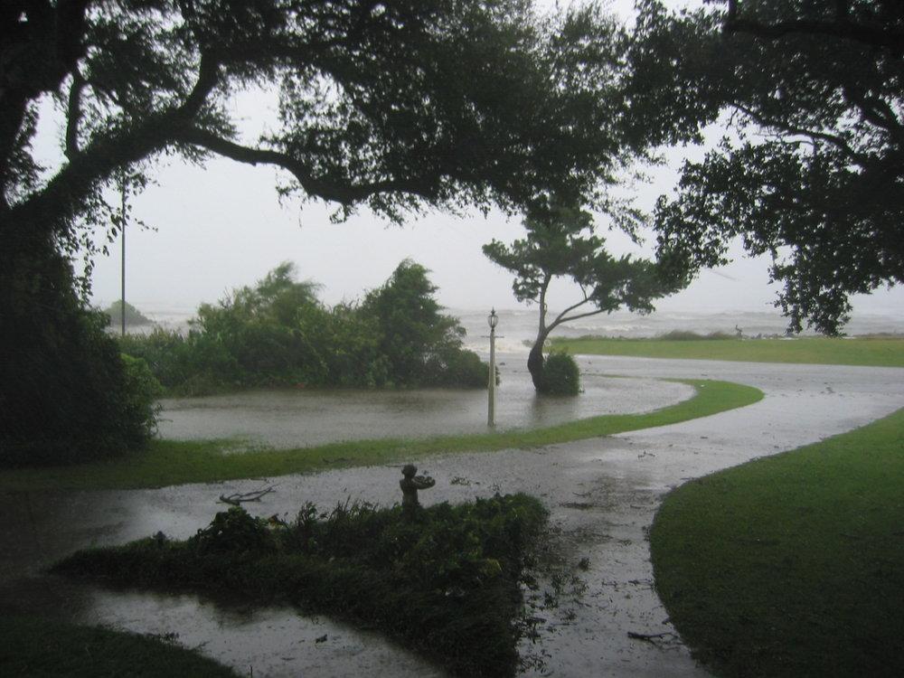 Pond yard isabel (2).JPG